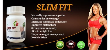 Loose Weight Naturally By Slim Fit Capsules
