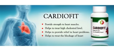 Causes and Remedy of Heart Problem By Cardiofit Capsules