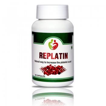 Replatin Pack of 60 Capsules