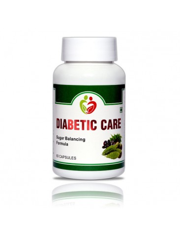 Diabetic Care Pack of 60 Capsules