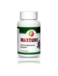 Maxcure Pack of 60 Capsules