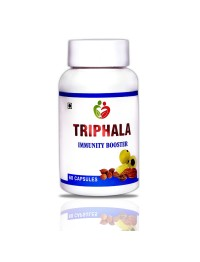 Triphala Pack of 60 Capsules
