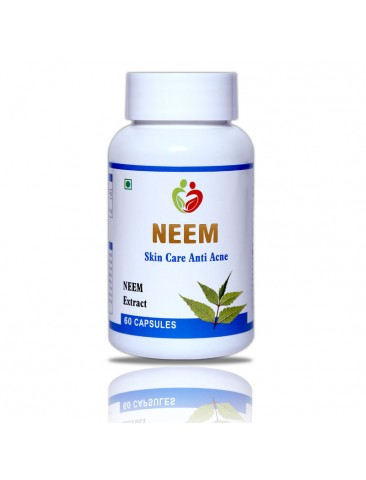 Neem Pack of 60 Capsules