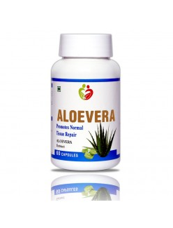 Aloevera Pack of 60 Capsules