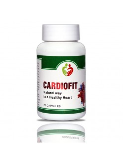 Cardio Fit Pack of 60 Capsules