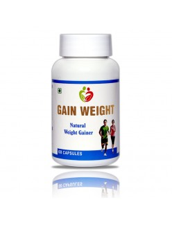 Gain Weight Pack of 60 Capsules
