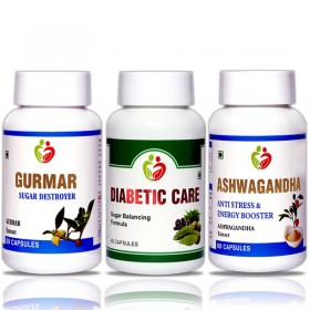 Diabetic Care Combo Pack Gurma...