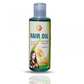 Hair Oil 200 ml