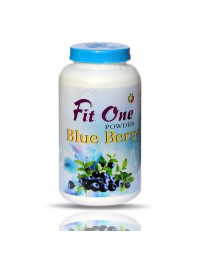 Fit One Powder  Blue Berry Flavour 200 GM. For Kids
