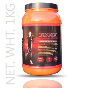 Fit One Protein For Active Women 1KG