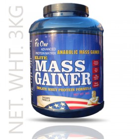 Fit One Mass Gainer Isolate Wh...