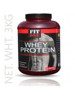 Fit One Whey Protein 2.5 KG