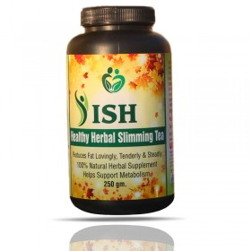 ISH Herbal Slimming Tea (B) Pa...