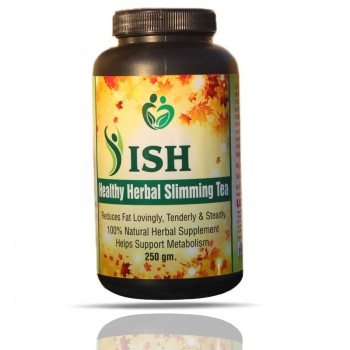 ISH Herbal Slimming Tea (B) Pack of 250gm.